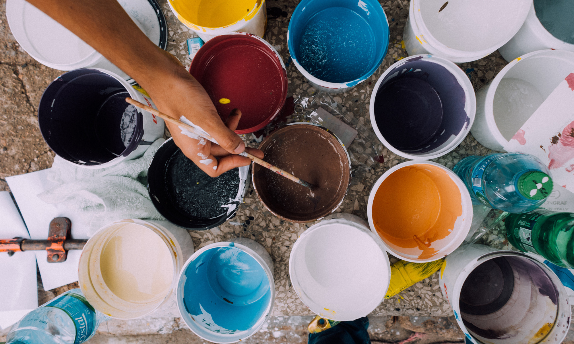 Talk to our team at Les Petits Painters and ask about our available art classes in the neighbourhood of Chatswood for your little ones.